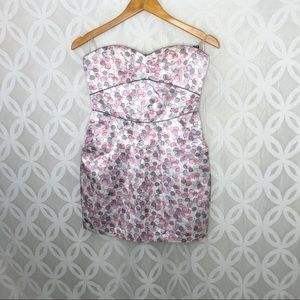 5 for $25| Forever 21 Strapless Bubble Dress NWT